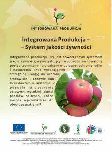 integrowana produkjca ulotka