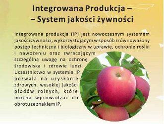 Grundsätze des Integrierten Landbaus für die Erzeugung von Aroniabeeren