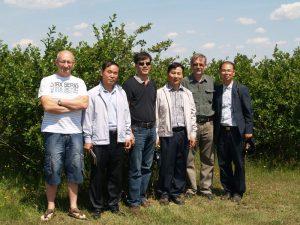 Goście z Korei Południowej
